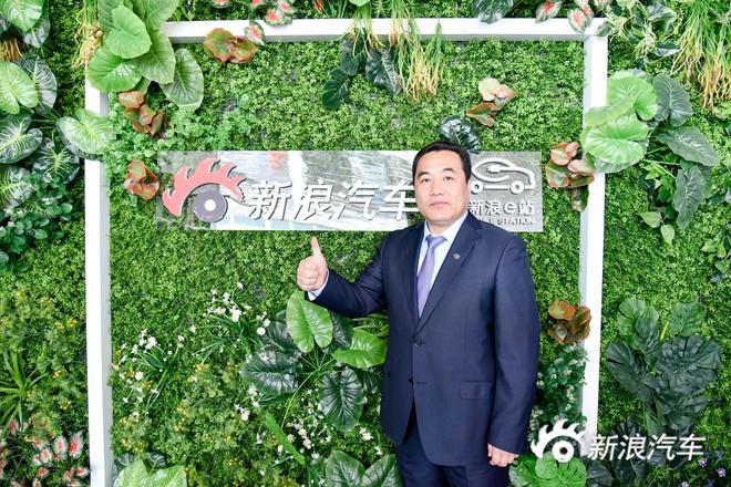 """马晓峰:做""""中国的宝马""""是华晨的目标"""
