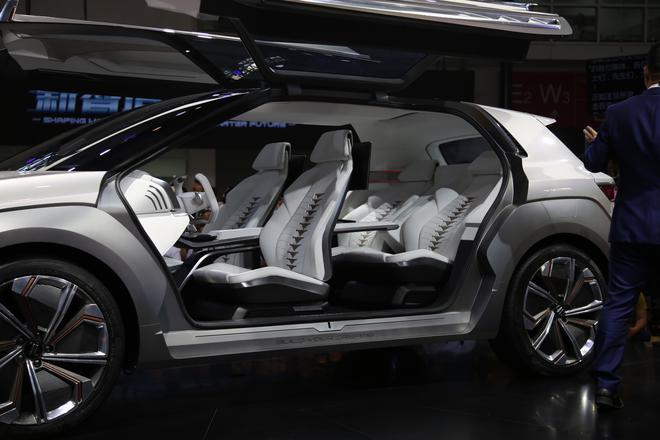 2018北京车展:比亚迪携旗下多款新车发布