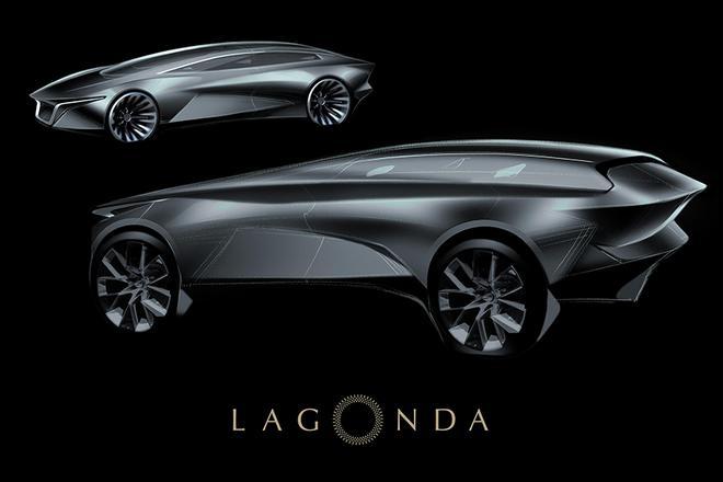Lagonda官方设计图