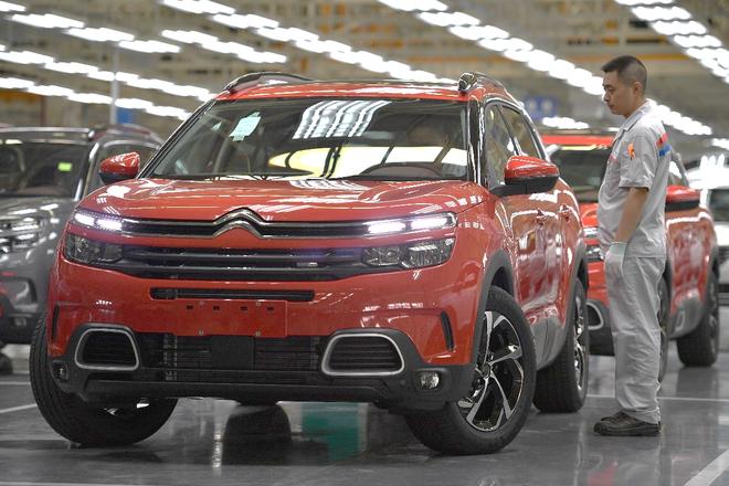 在成都工厂邂逅法系SUV:天逸C5 AIRCROSS