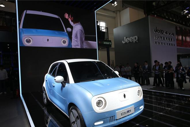ME平台有优势 欧拉电动品牌竖立新标准