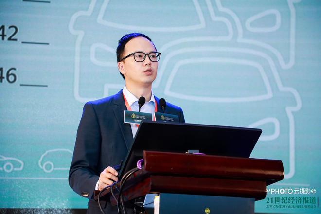 罗兰贝格全球合伙人兼大中华区副总裁 郑赟
