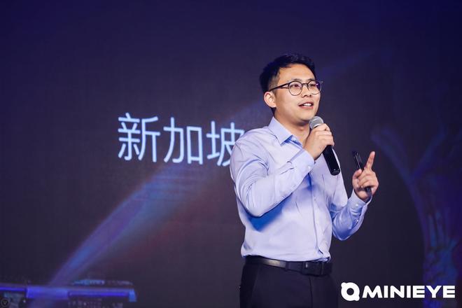 MINIEYE联合创始人兼CEO刘国清博士