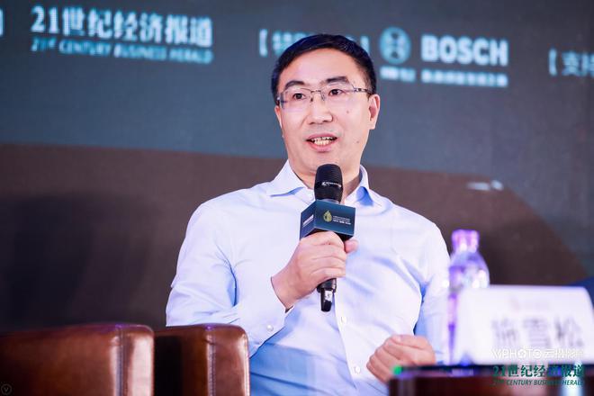 零跑汽车创始人兼董事长 朱江明