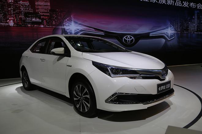 2018深港澳车展:一汽丰田奕泽亮相
