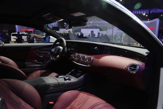 2018深港澳车展:AMG S 63轿跑车上市