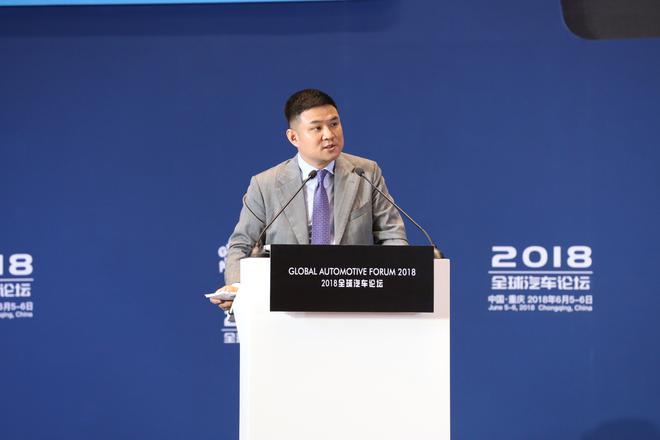 捷豹路虎中国与奇瑞捷豹路虎联合市场销售与服务机构市场执行副总裁 胡波