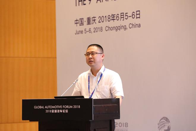 长安汽车新能源汽车事业部常务副总经理 苏岭