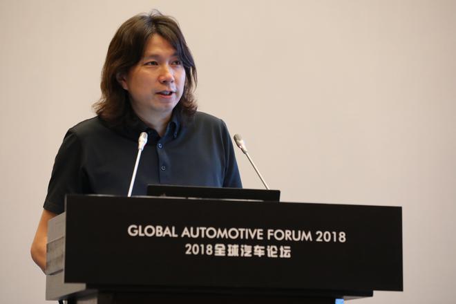 阿尔特汽车技术股份有限公司副总经理、设计总监 陈群一