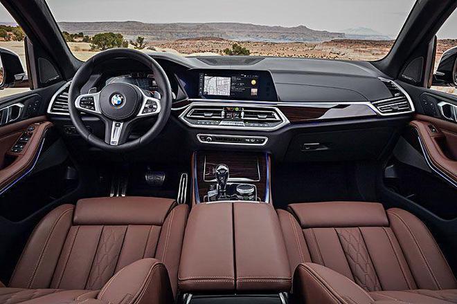 全新BMW X5的官图发布 将年底引进国内