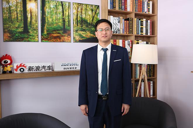 长城汽车股份有限公司副总裁、销售公司总经理李瑞峰