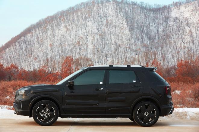 东风启辰首款小型SUV谍照 将于年内推向市场
