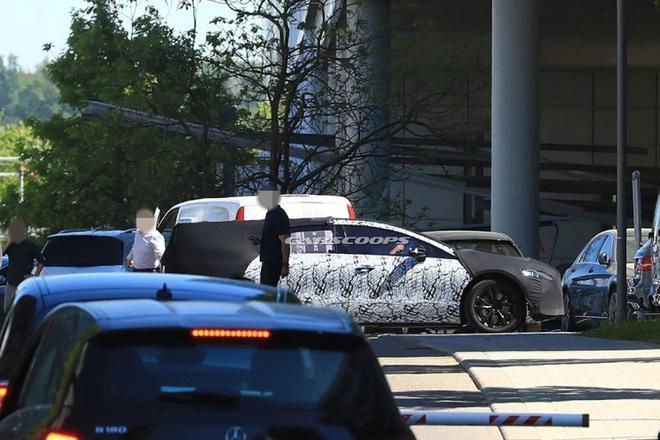 奔驰EQ S电动轿车渲染图 将为旗舰电动轿车