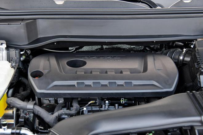 哈弗F5/F7预售11.5万起 发布新标识/新车系