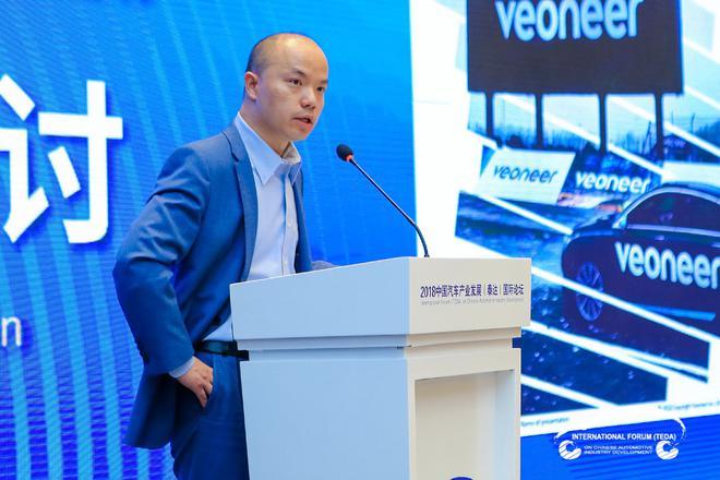 维宁尔亚太区销售、市场及产品规划副总裁 张玺
