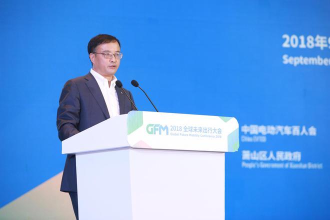 长安新能源汽车科技有限公司副总经理 周安健