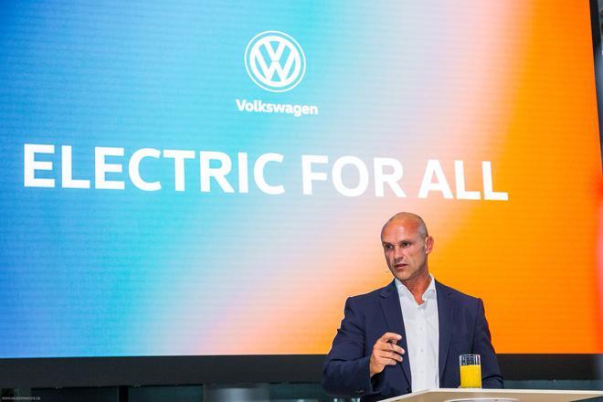吴博锐:中国新能源工厂敲定 大众MEB车型或2020投产