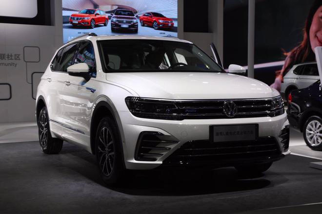 大眾途觀L PHEV浦東車展亮相 將于10月19日上市