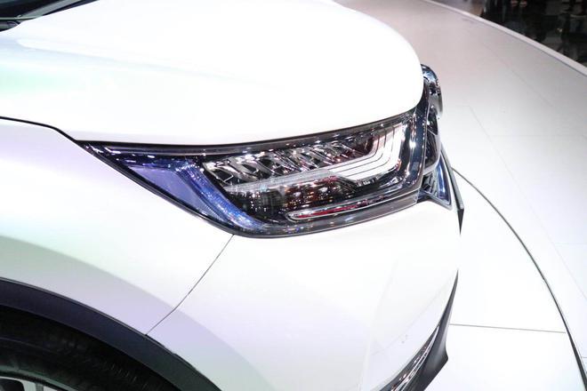 2019款CR-V實拍圖