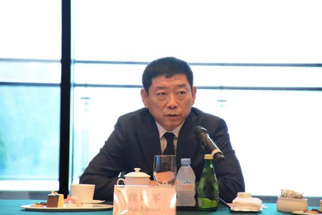 长城汽车股份有限公司董事长 魏建军