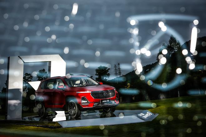 宝骏发布R平台 首款车型RS-5将应对消费升级趋势