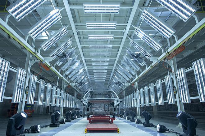 零跑汽车S01白车身下线 代工生产资质到最后签约阶段