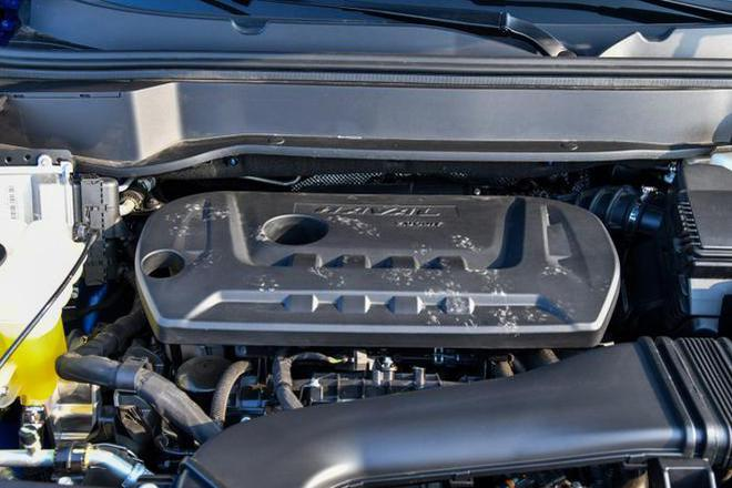 F系第二款车型 哈弗F7将于11月6日上市