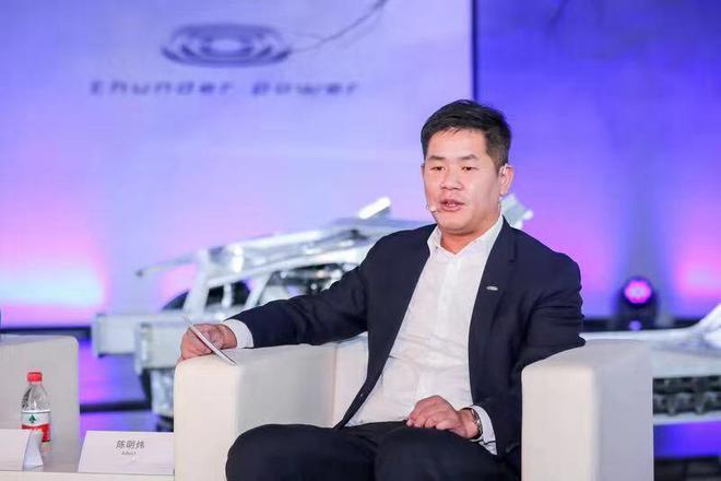 昶洧汽车市场总监陈明炜