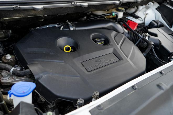 ↑福特锐界搭载的EcoBoost 245发动机