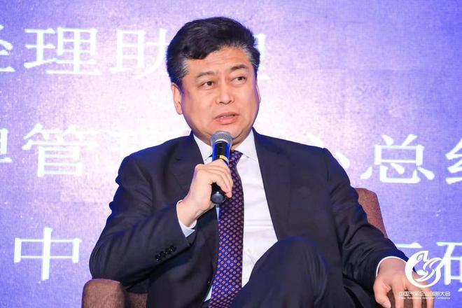 一汽-大众销售有限公司副总经理马振山