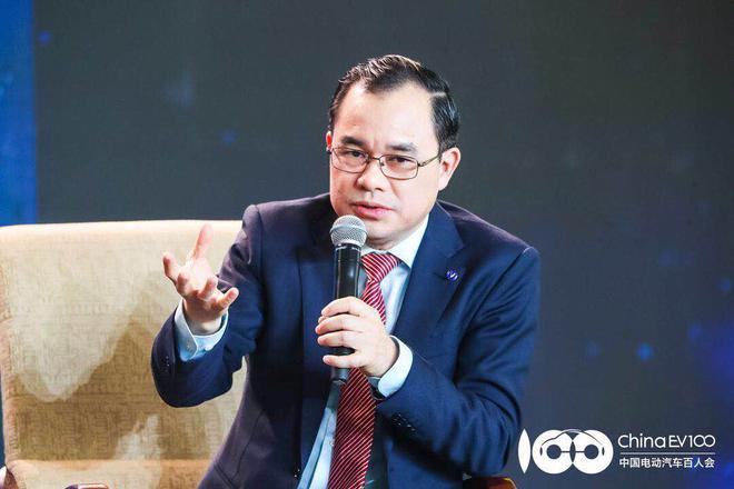 重庆长安汽车股份有限公司总裁 朱华荣