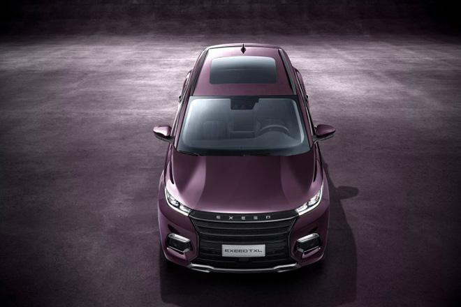 星途首款量产车TX下线 3月正式上市