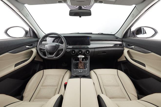 舒适性配置升级 猎豹新CS10将于4月上市 汽车殿堂