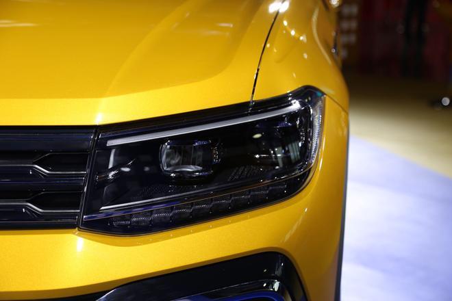 上汽大众T-Cross定名为途铠 四款车型售价12.79万起