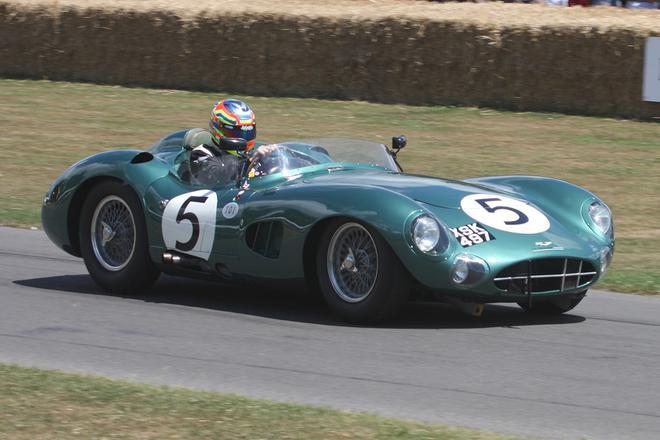 DBR1/2赛车