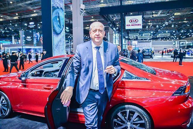 标致CEO安巴托:放眼未来的发展 东风标致将保证盈利