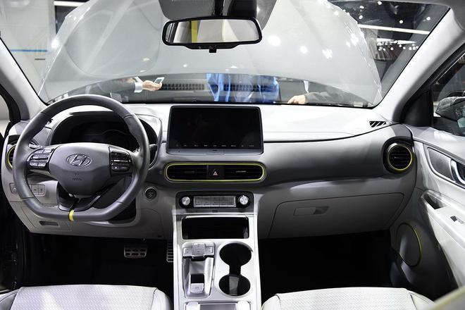 现代ENCINO 昂希诺纯电动将于10月上市