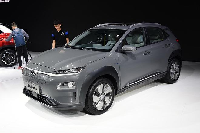 现代ENCINO 昂希诺纯电动将于10月上市 汽车殿堂