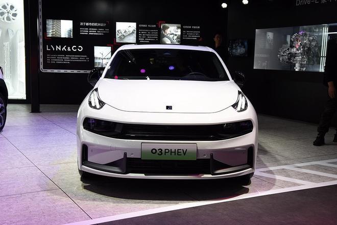 领克02/03 PHEV将于第三季度正式上市 汽车殿堂