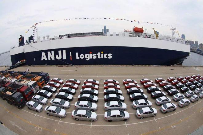 """中国汽车形象大幅改观 """"一带一路""""助力品牌国际化"""