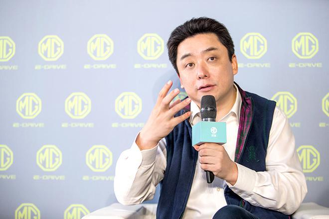 俞经民:北京市场高度认可名爵EZS 将成全球潮车