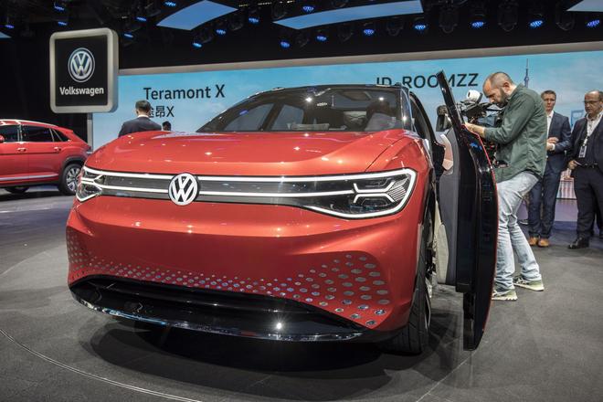 大众在华两电动车工厂产能将达60万辆  全球产能预计一年赶超特斯拉