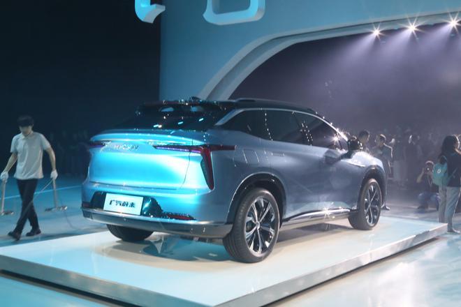 广汽蔚来发布全新品牌——合创 同时发布全新概念SUV车型