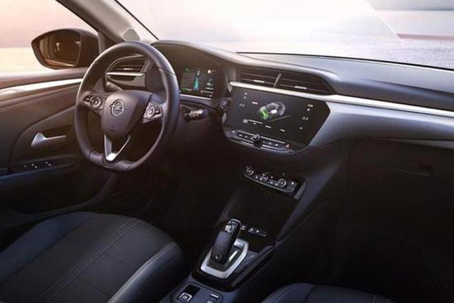 造型时尚 欧宝全新Corsa电动版官图泄露