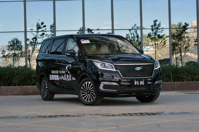 科尚自动挡及国VI车型上市 售9.98万起