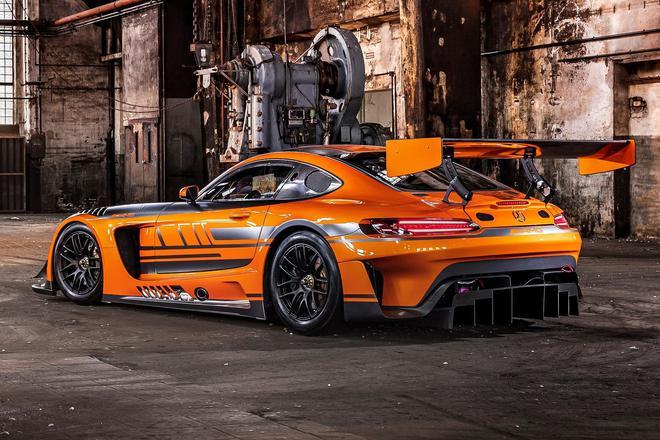 不止于性能 新款梅赛德斯-AMG GT3官图