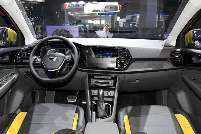 7月18日全面接受预定 捷达品牌首款车型VS5正式下线
