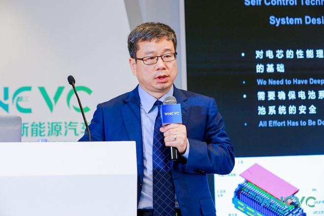 南京博郡新能源汽车有限公司董事长、CEO 黄希鸣