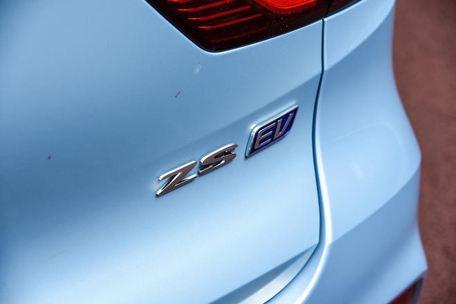 名爵ZS EV英国上市 指导价24995英镑起