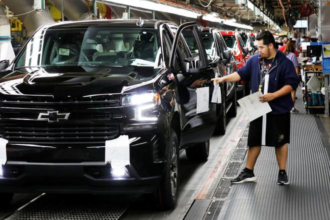 通用汽车在中美两大市场面临销量下滑和价格战压力